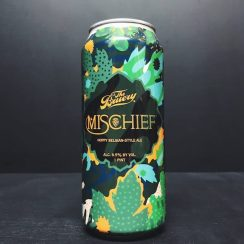 The Bruery Mischief Hoppy Belgian Strong Ale USA vegan