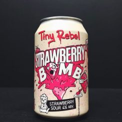 Tiny Rebel Strawberry Bomb Strawberry Sour Wales