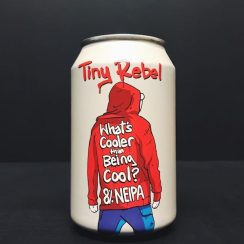 Tiny Rebel Whats Cooler Than Being Cool? NEIPA Wales vegan
