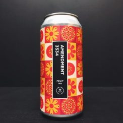 Wylam Amendment 3534 Fruit IPA Newcastle vegan