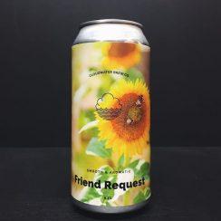 Cloudwater Friend Request Belgian Pale Ale Manchester vegan