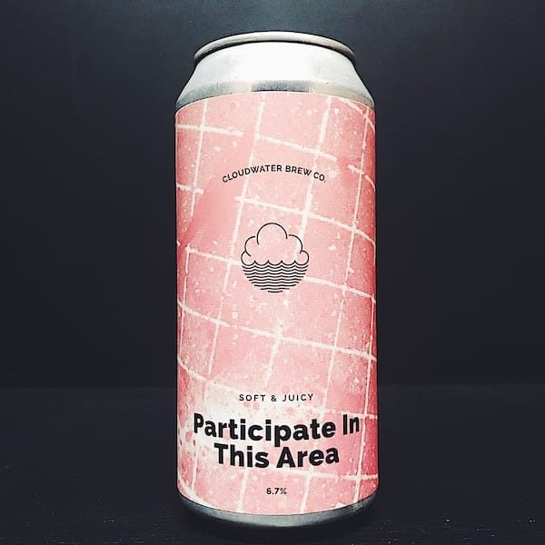 Cloudwater Participate In This Area IPA Manchester vegan