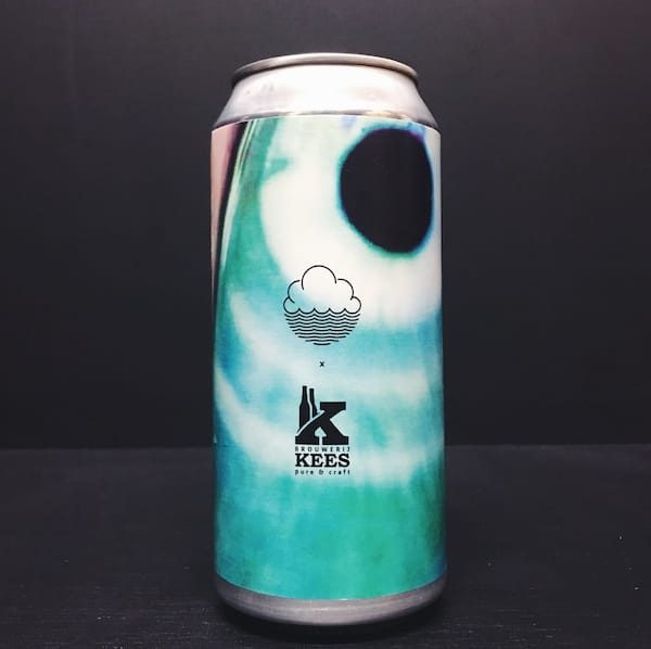 Cloudwater Kees Youve Been Spotted collaboration Apple Pie Imperial Stout Manchester vegan