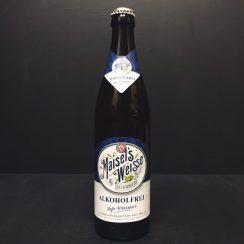 Maisels Weisse Alkoholfrei Low Alochol Hefe Weissbier Wheat Beer Germany vegan
