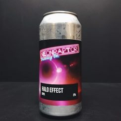 Neon Raptor Halo Effect DIPA Nottingham vegan