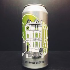 Wild Horse No Vacancies Pale Lager Wales vegan