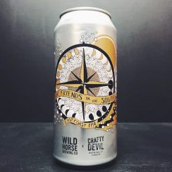 Wild Horse Craft Devil Our Friends In The South East Coast IPA Wales collaboration vegan