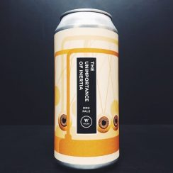 Wylam The Unimportance Of Inertia DDH Pale Ale Newcastle vegan