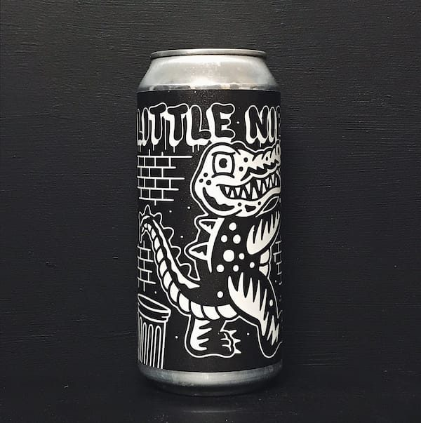 Black iris Little Nipper Session NEIPA New England IPA India Pale Ale Nottingham