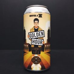 Gipsy Hill X Wiper and True Golden Hour Summer Pale London collaboration