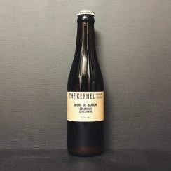 The Kernel Biere de Saison Columbus Centennial London vegan