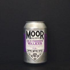 Moor Old Freddy Walker Old Ale Bristol vegan