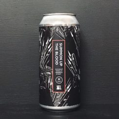 Wylam Old Chimneys Summon Up The Blood Coconut & Vanilla Imperial Stout collaboration Newcastle vegan