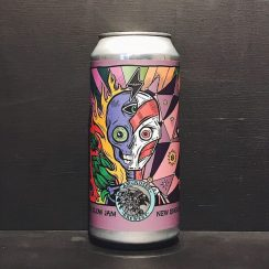 Amundsen Garage Cyborg Slow Jam NEIPA Norway collaboration