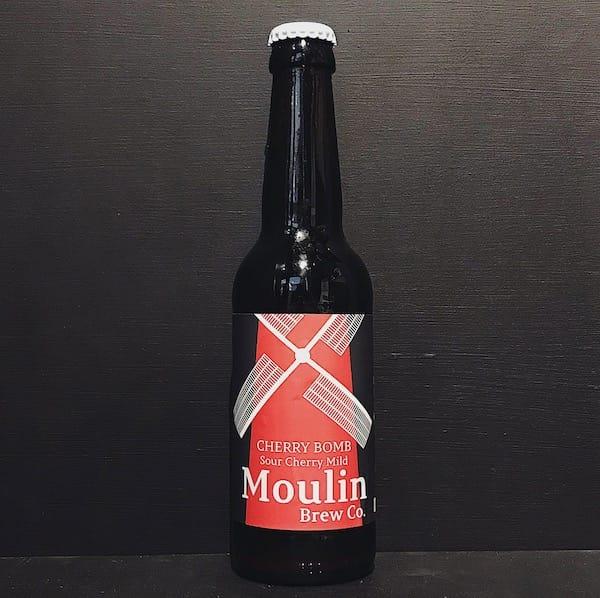 Moulin Brew Co Beeston Hop Cherry Bomb Sour Cherry Mild Nottingham