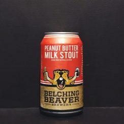belchin beaver peanut butter milk stout usa