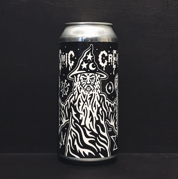 Black Iris Cosmic Cream Ale Nottingham