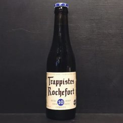 Brasserie Rochefort Trappistes Rochefort 10 Trappist Ale. Great for & beer & food pairing