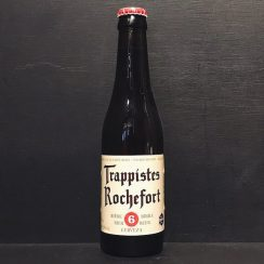 Trappistes Rochefort 6 Belgium Vegan friendly