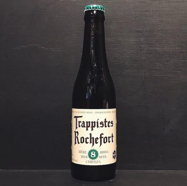 Trappistes Rochefort 8 Belgium Vegan friendly