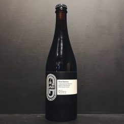 De Garde The Serine Wild Ale Oak Aged with Syrah Grapes USA vegan