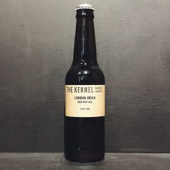 The Kernel London Brick Red Rye Ale vegan friendly