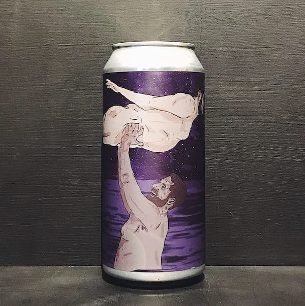 Northern Monk Wylam Dancing In The Mooblight Double D Hopped Double IPA Leeds collaboration vegan
