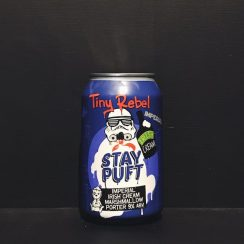 Tiny Rebel Imperial Irish Cream Stay Puft Imperial Irish Cream Stay Puft Marshmallow Porter. Wales