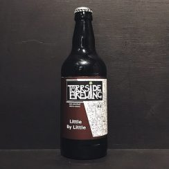 Torrside Little By Little Oak Smoked Micro Stout Derbyshire vegan
