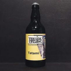 Torrside Tatami Pale Derbyshire vegan