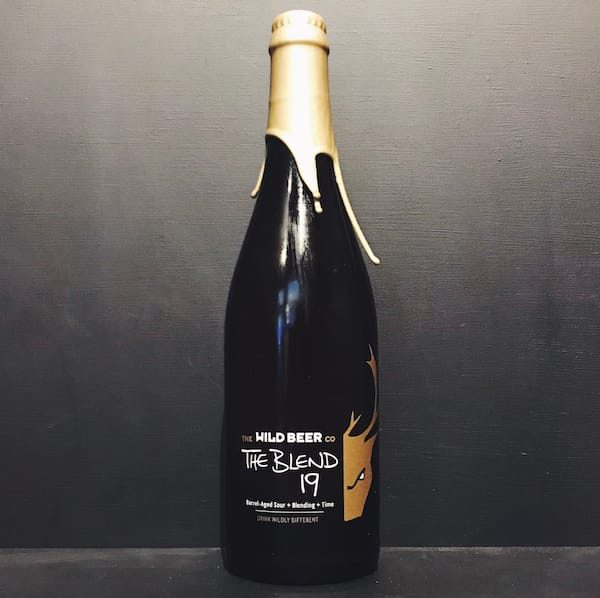wild beer co the blend 2019 somerset sour vegan