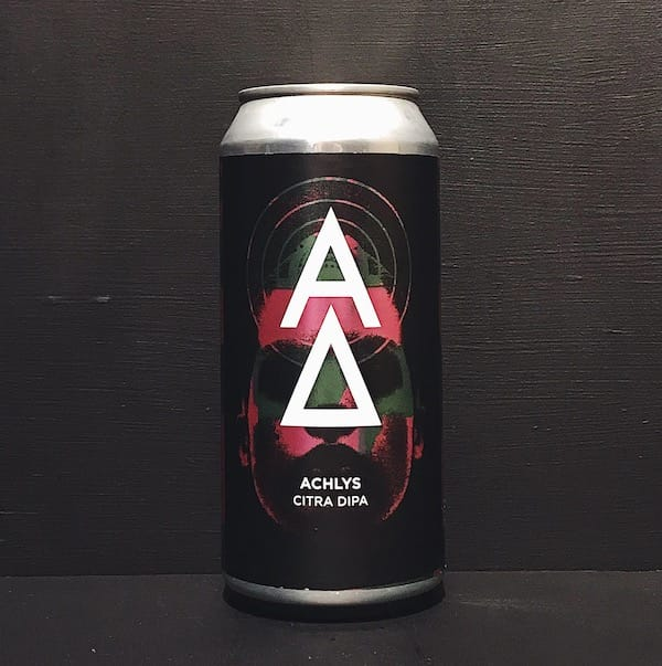 Alpha Delta Achlys Citra DIPA Newcastle vegan
