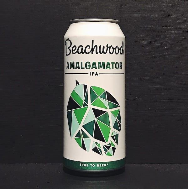 Beachwood Amalgamator IPA USA vegan
