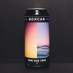 Boxcar Home Over There IPA London vegan
