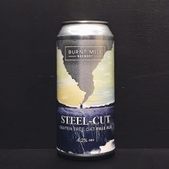 Burnt Mill Steel Cut Pale Ale Gluten Free Vegan Suffolk