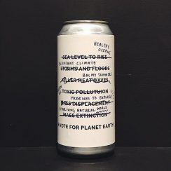 Cloudwater A Vote For Planet Earth IPA Manchester vegan