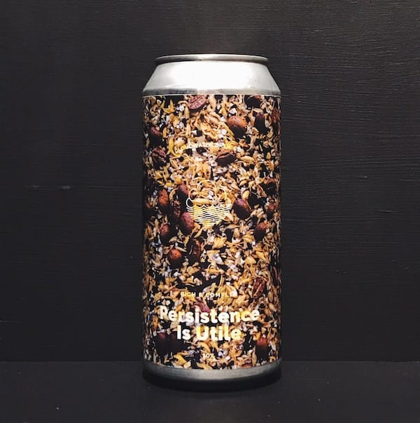 Cloudwater Persistence Is Utile Imperial Stout Manchester vegan