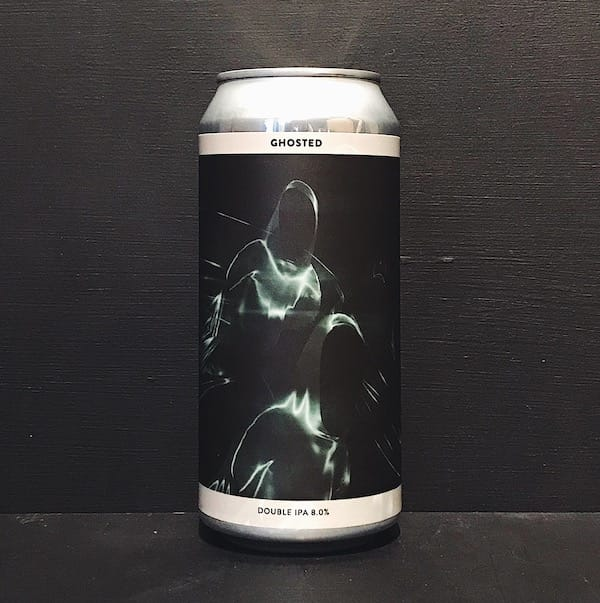 Gamma Brewing Ghosted DIPA Denmark vegan