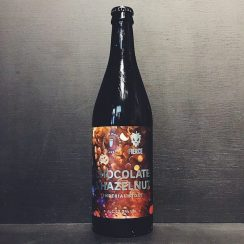Marble Fierce Chocolate & Hazelnut Imperial Stout collaboration Manchester