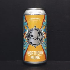 Northern Monk Festive Faith Australian Pale Ale Leeds vegan