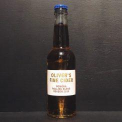 Olivers Pomona Rolling Blend 2018 cider Herefordshire vegan gluten free