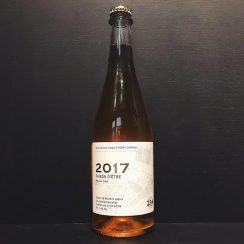 Ross Cider Raison Detre 2017 Natural Cider Oak Cask Fermented and Aged Herefordshire vegan gluten free