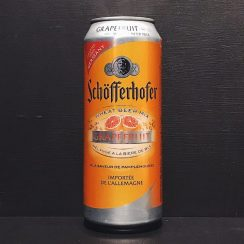 Schofferhofer Grapefruit Wheat Beer Germany Vegan friendly