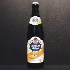 Schneider Weisse Original Unser Tap 7 Weizen Germany Vegan friendly