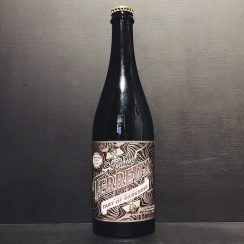 The Bruery Tart Of Darkness Rum Barrel Aged Sour Stout aged in Rum barrels vegan USA