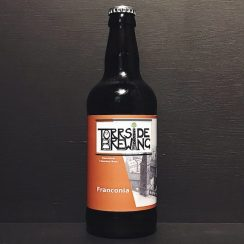 torrside franconia smoke beer derbyshire vegan
