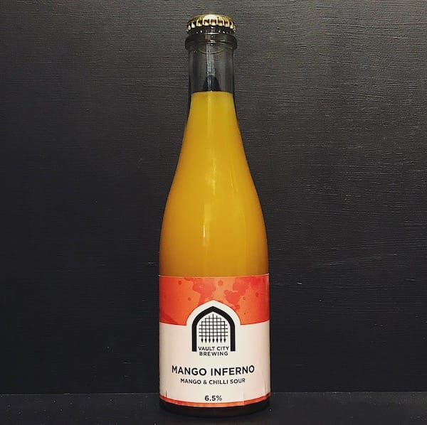 Vault City Mango Inferno Chilli Sour Scotland vegan