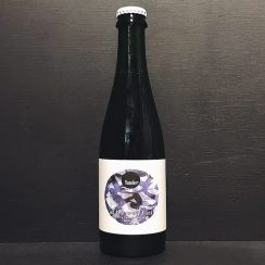 Yonder As The Crow Flies Damson Saison Somerset vegan