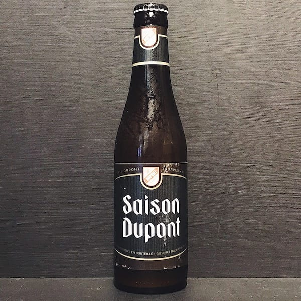 Brasserie Dupont Saison Dupont Belgian Belgium vegan friendly
