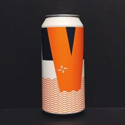North Brewing Co X Vessel Beer Shop Sour IPA Leeds vegan